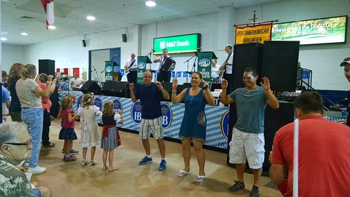 German-American Festival, Lutherville-Timonium, Maryland, July 26, 2014
