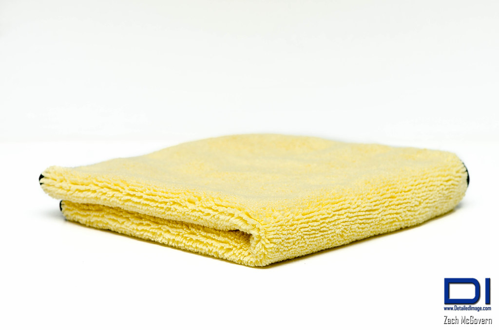 ATD | Black & Yellow Towel