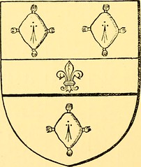 "Image from page 195 of ""Pedigrees recorded at the visitations of the county palatine of Durham made by William Flower, Norroy king-of-arms, in 1575, by Richard St. George, Norroy king-of-arms, in 1615, and by William Dugdale, Norroy king-of-arms, in 1666"""