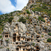 Rock-Tombs of Myra by pure photography!