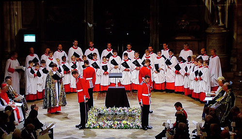 Westminster Abbey - First World War Vigil