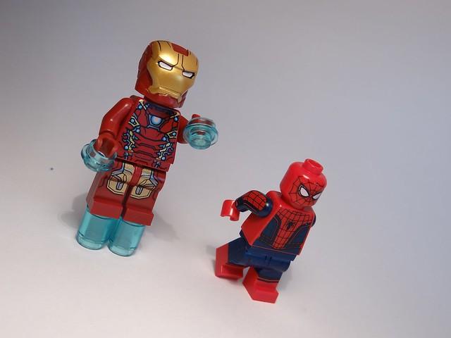 Iron Man & Spider-Man