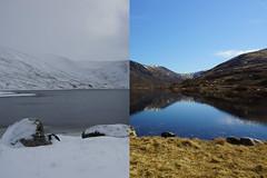 Loch Callater Seasons