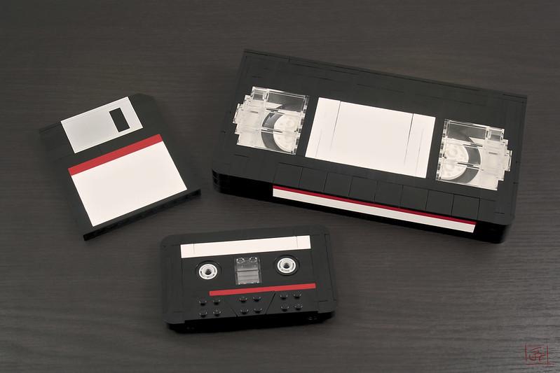 Vecchi Formati - Abandoned Formats