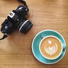 coffee break  #berlin #coffee #camera