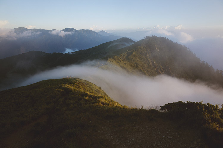 心象攝影-合歡山