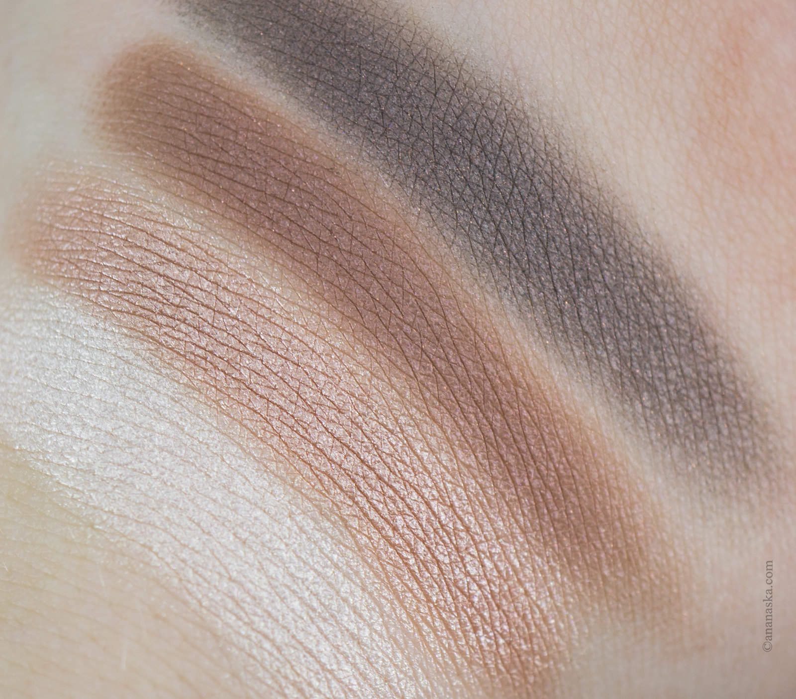 PUPA Vamp! Palette 002 smoky brown