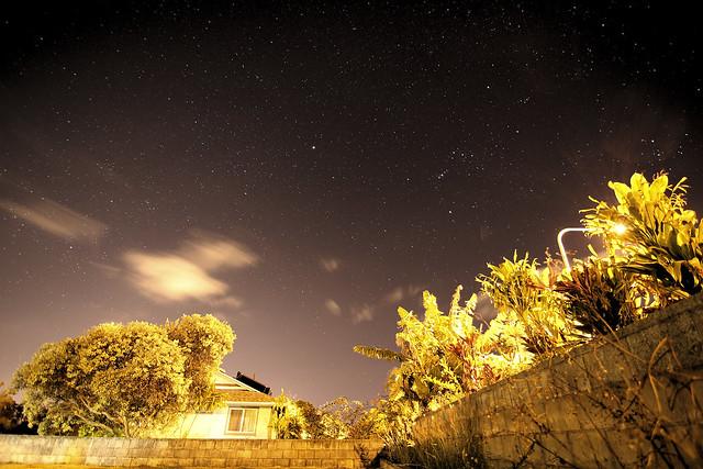 Mililani Night Sky