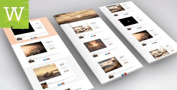 Simpler WordPress Theme free download