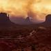 Monument Valley & Sunset by Luís Henrique Boucault