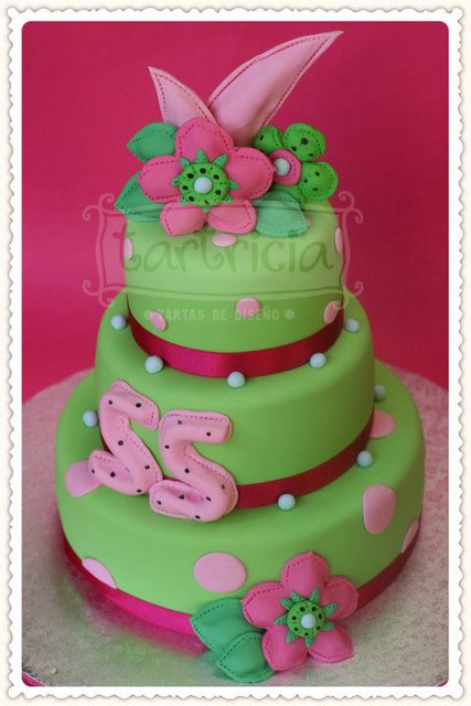 Cake by Tartricia