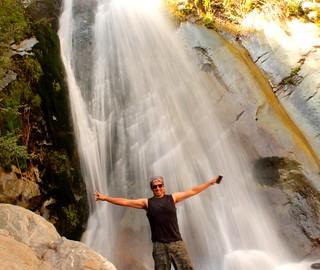 Saludandola y respetandola todos los días! #diadelatierra #earthday #montañas   #trek #naturaleza #Flickr #warrior ?