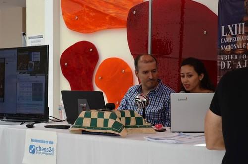 2017 - Nacional Abierto - Chess24 [14 Abril]
