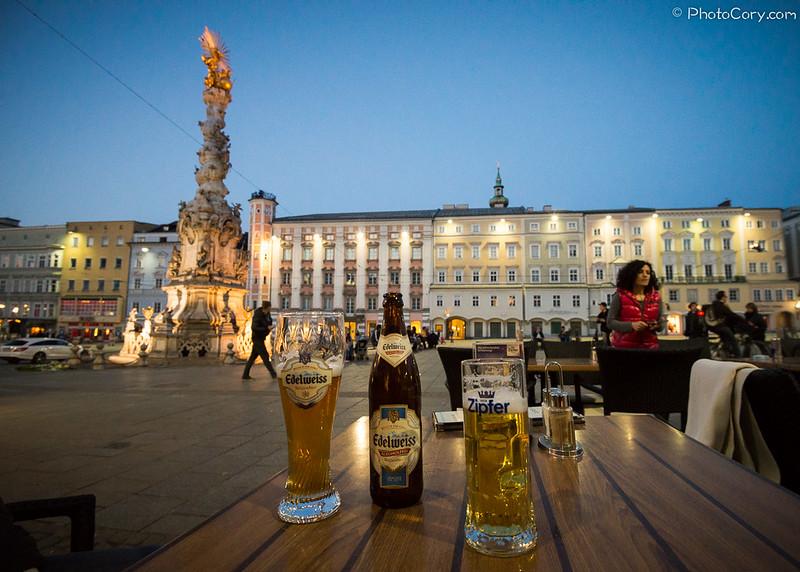 beer Linz, austria