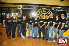 Lanzamiento de Body Transformation y Presentación de Pradesh Investment @ Gold' s Gym Moca