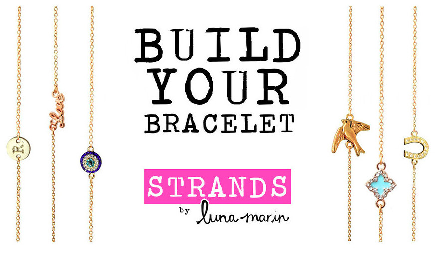 Luna Marin Build Your Bracelet