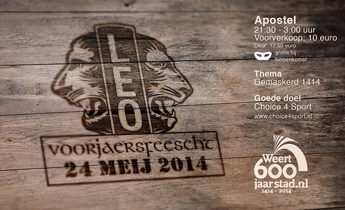Feest 24-05-2014 Apostel Weert