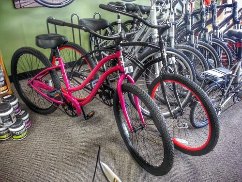 BTWW Raffle Bikes