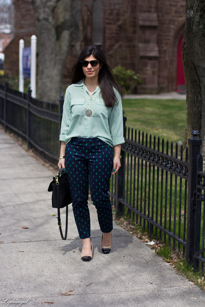 mint blouse and printed pants-1.jpg