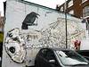 Nemo's: the skeleton - Sclater Street by Dutch Girl in London