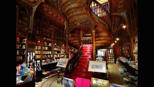 Livraria Lello, Porto book shop
