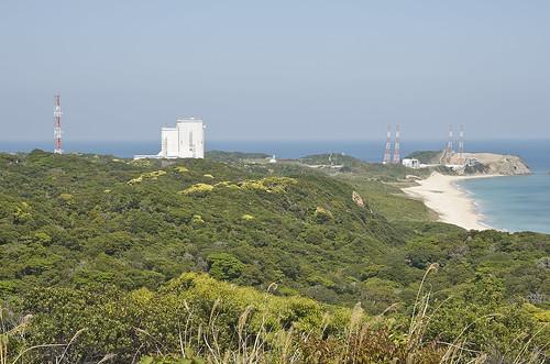【写真】離島めぐり : ロケットの丘展望所