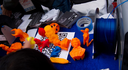 MOSTFUN demo 3D printed items