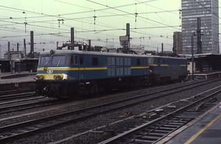 12.03.88  Bruxelles Midi  1504  &  class 20