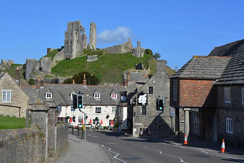 Corfe Castle & Village