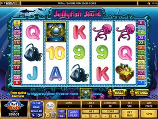 Jellyfish Jaunt Bonus Prize