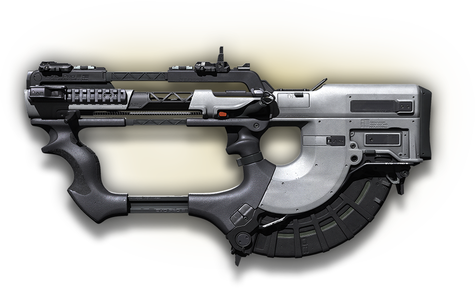 Call Of Duty Ghosts Devastation Ripper SMG / AR