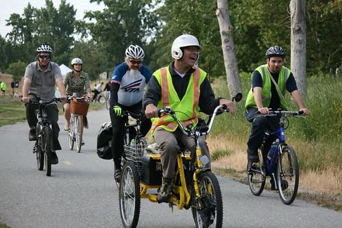 San Jose / Santa Clara Bike to Work Day May 8 2014