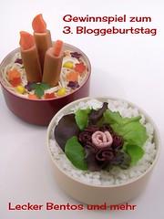 Bloggeburtstag - Gewinnspiel