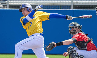 Offensive resurgence lead Blue Hens to series win against Pride
