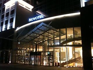 IMG_2053 - 2009-1214 桃園機場 NOVOTEL Hotel