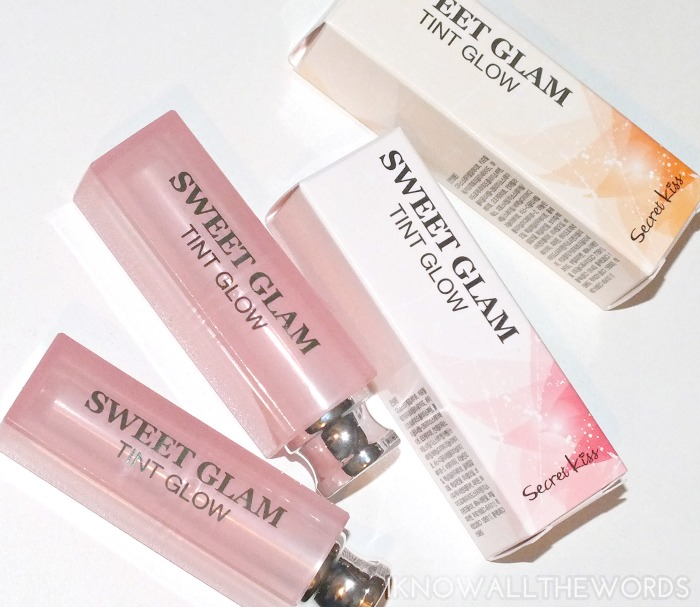 Secret Key Sweet Glam Tint Glow- Baby Pink and Orange (4)