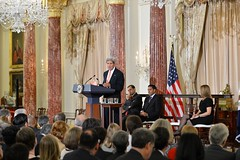 Secretary Kerry Delivers Remarks at the QDDR Launch