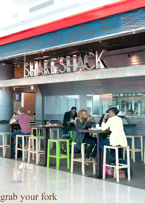 Shake Shack at Dubai International Airport Terminal 3, Concourse A