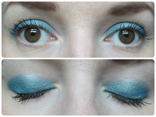 Makeup Revolution Redemption Palette Blue Smokey Eye