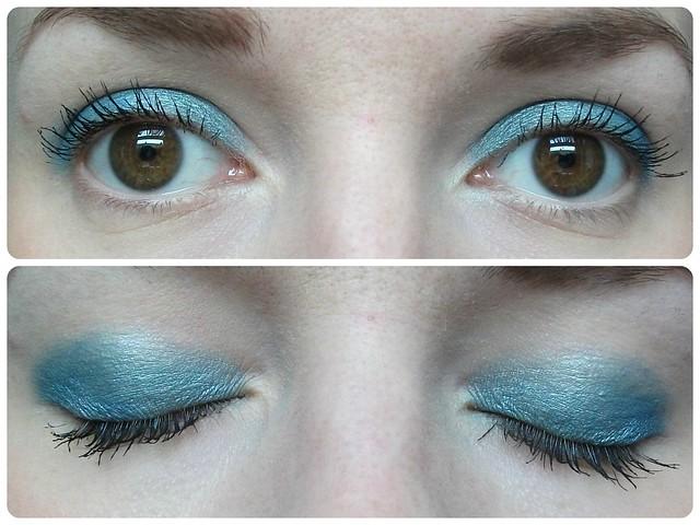 Makeup Revolution Redemption Palette Blue Smokey Eye