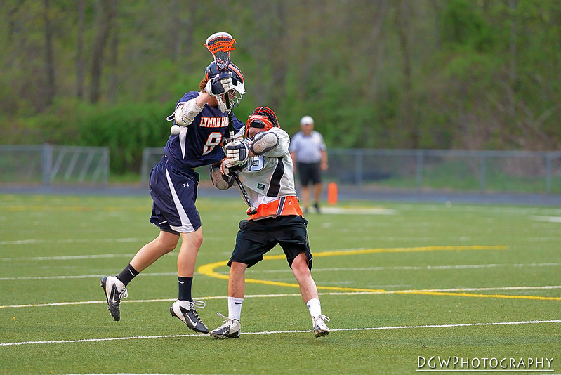 Shelton High vs. Lyman Hall Boys Lacrosse
