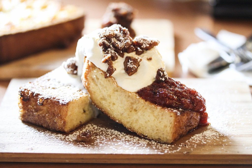 Ultimate Upper Thomson Food Guide: one man coffee french toast