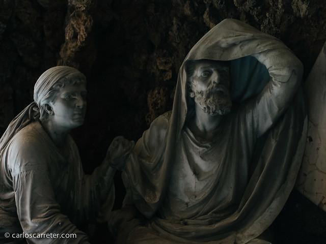 Cementario Monumental de Staglieno - Genova
