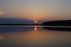 Lake Crabtree Sunset II