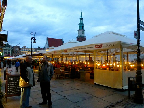 By the old miasto