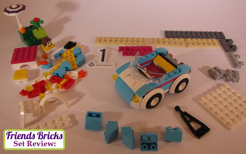 Heartlake times review summer caravan 41034 - Lego brick caravan a record built piece by piece ...