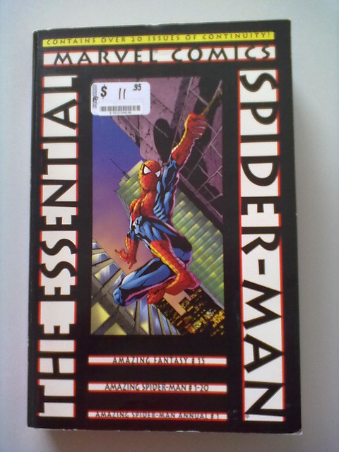 Spiderman first 20 issues