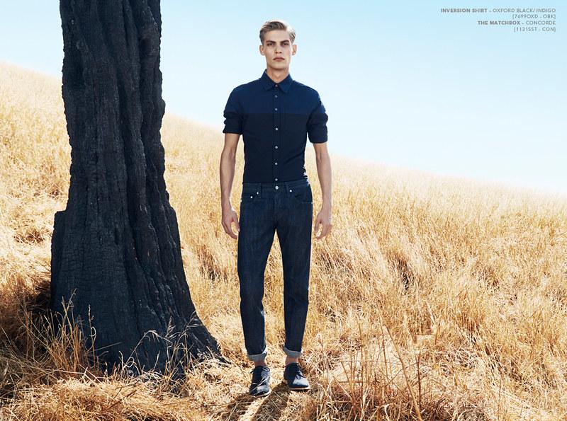 Baptiste Radufe0053_AG Jeans SPRING 2014 AD CAMPAIGN