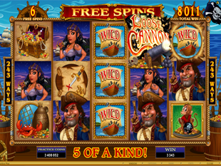Loose Cannon Gamble Feature