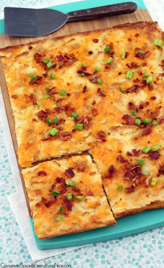 Mashed Potato Crunch